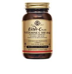 ESTER-C® PLUS 500mg. 50 cápsulas vegetales