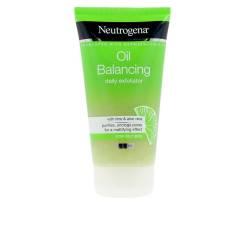 OIL BALANCING daily exfoliator 150 ml