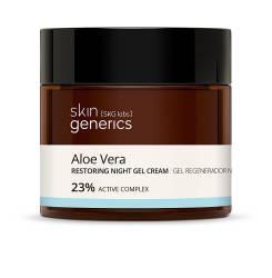 ALOE VERA gel regenerador noche 23% 50 ml