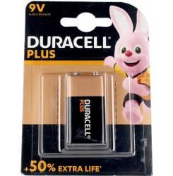 DURACELL PLUS POWER 9V 6LR61/MN1604 pila x 1 ud