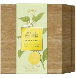 ACQUA colonia LEMON & GINGER pachet 2 buc.