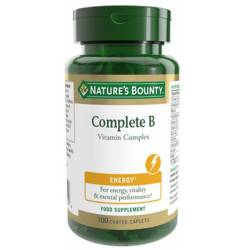 B-COMPLEX 100 comprimidos recubiertos