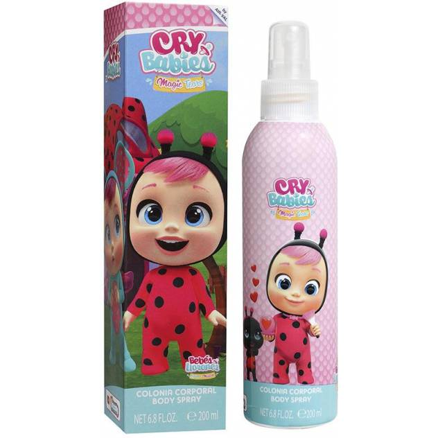 CRY BABIES edc vaporizador 200 ml