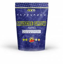 MUSCLE GROW amino #fruit punch 500 gr