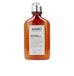 AMARO all in one daily shampoo nº1924 hair/beard/body 250 ml