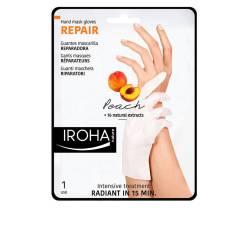 PEACH hand & nail mask gloves repair