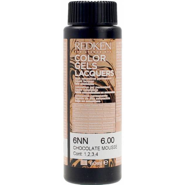 COLOR gel LACQUERS #6NN 60 ml