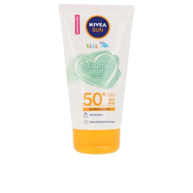 SUN NIÑOS MINERAL crema protección solar SPF50+ 150 ml