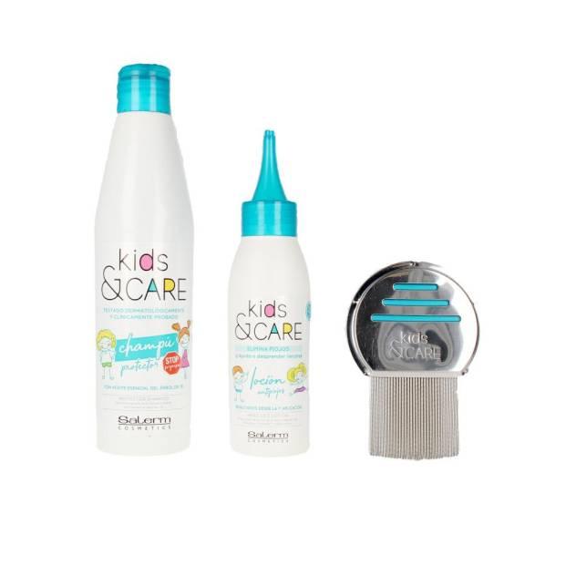 KIDS&CARE LOTE 3 pz