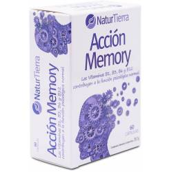 Acción memory 60 caps