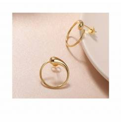 MO785 ECLIPSE earrings #gold