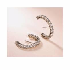 MO780 MOONLIGHT earrings #silver