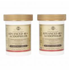 ADVANCED 40+ACIDOPHILUS 120 cápsulas vegetales