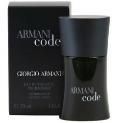 ARMANI CODE POUR HOMME edt vaporizador 30 ml
