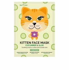 ANIMAL KITTEN face mask 1 u