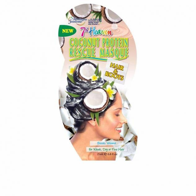 RESCUE MASQUE coconut protein hair & roots 25 ml