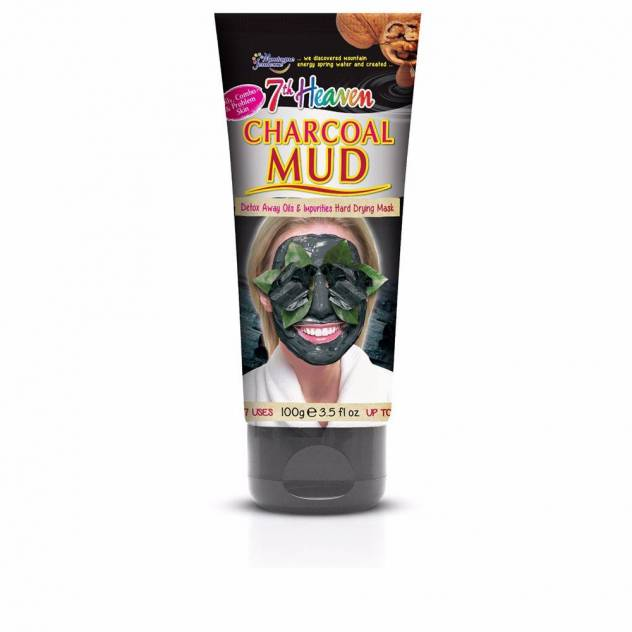 MUD charcoal mask 100 gr