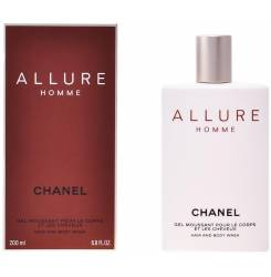 ALLURE HOMME gel moussant 200 ml