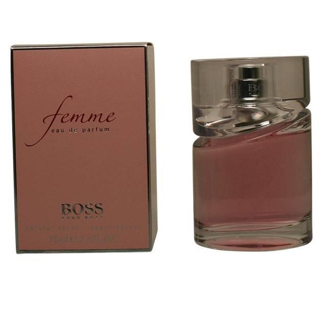 BOSS FEMME eau de parfum vaporizador 75 ml