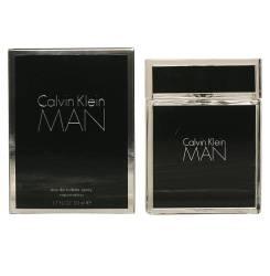 CALVIN KLEIN MAN edt vaporizador 50 ml