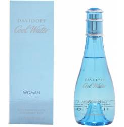 COOL WATER WOMAN deo cu vaporizator 100 ml