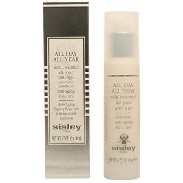 ALL DAY ALL YEAR soin essentiel de jour anti-âge 50 ml