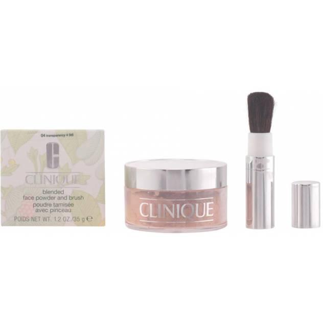BLENDED face powder&brush #04-transparency 35 gr