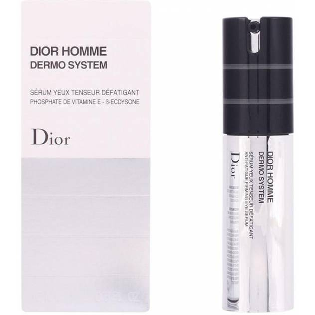 HOMME DERMO SYSTEM anti-fatigue ser yeux lissant 15 ml