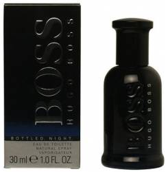 BOSS BOTTLED NIGHT edt vaporizador 30 ml