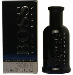 BOSS BOTTLED NIGHT edt vaporizador 50 ml