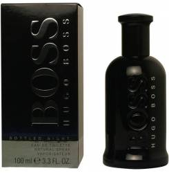 BOSS BOTTLED NIGHT edt vaporizador 100 ml