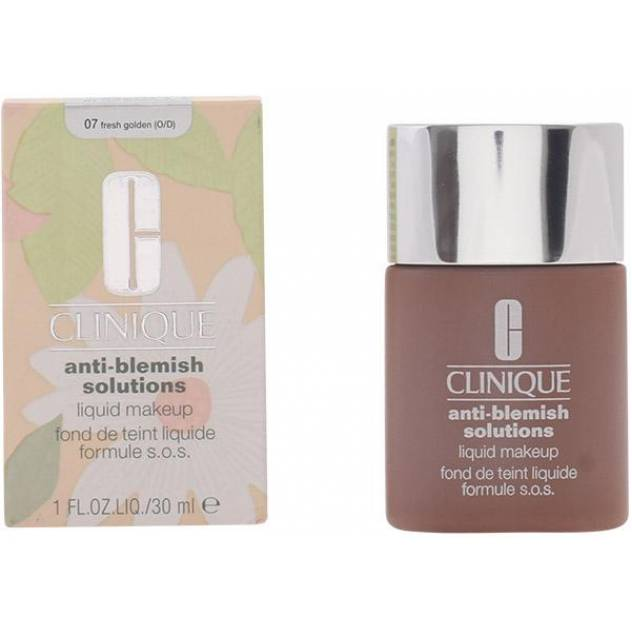 ANTI-BLEMISH SOLUTIONS liquid makeup #07-golden