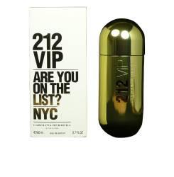 212 VIP apă de parfum cu vaporizator 80 ml