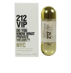 212 VIP apă de parfum cu vaporizator 30 ml