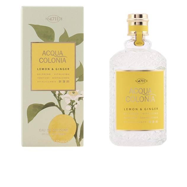 ACQUA colonia LEMON & GINGER edc splash & spray 170 ml