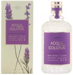 ACQUA colonia LAVENDER & THYME edc vaporizador 170 ml