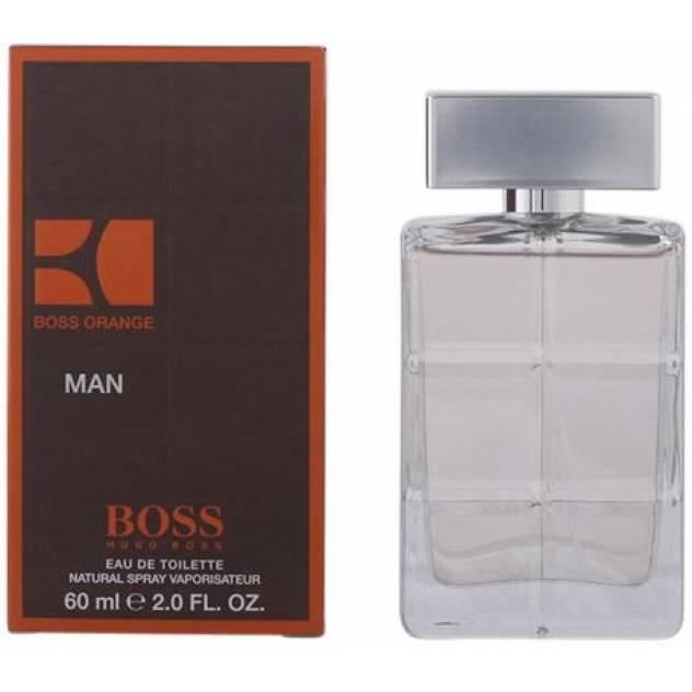 BOSS ORANGE MAN eau de toilette vaporizador 60 ml