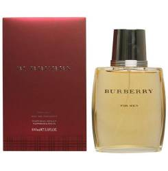 BURBERRY FOR MEN edt vaporizador 100 ml