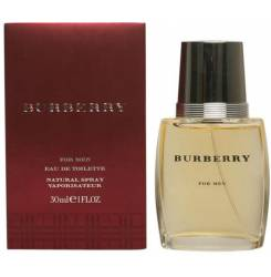BURBERRY FOR MEN edt vaporizador 30 ml