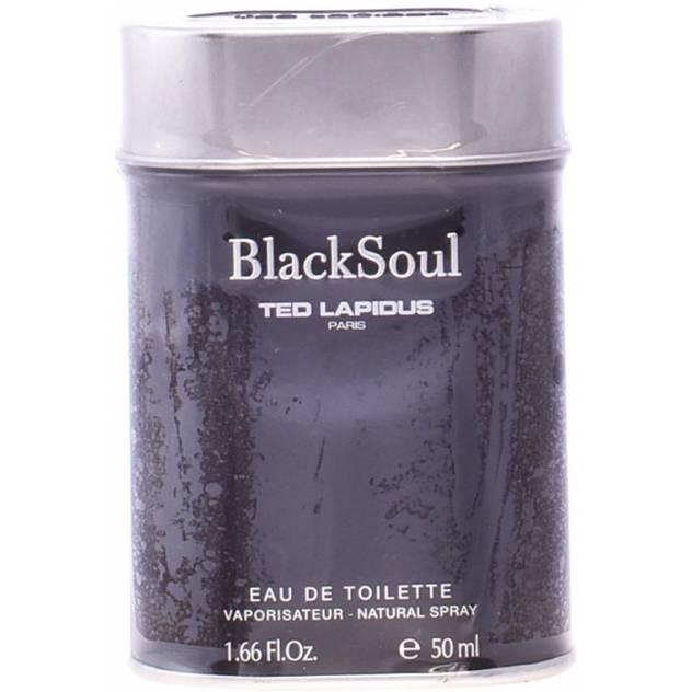 BLACK SOUL eau de toilette vaporizador 50 ml