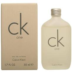 CK ONE edt vaporizador 50 ml