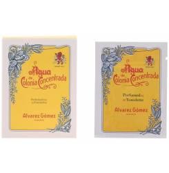 AGUA DE colonia concentrada toallitas perfumadas 10 uds