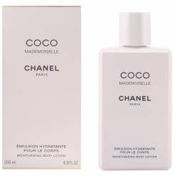COCO MADEMOISELLE emulsion corps 200 ml