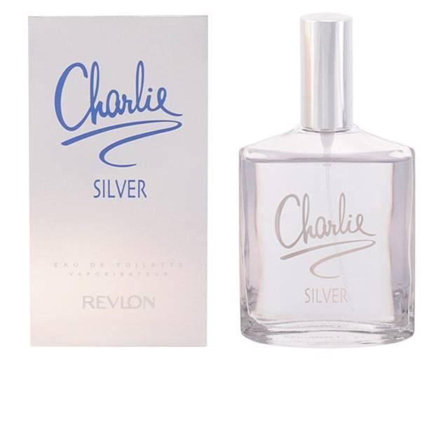 CHARLIE SILVER edt vaporizador 100 ml