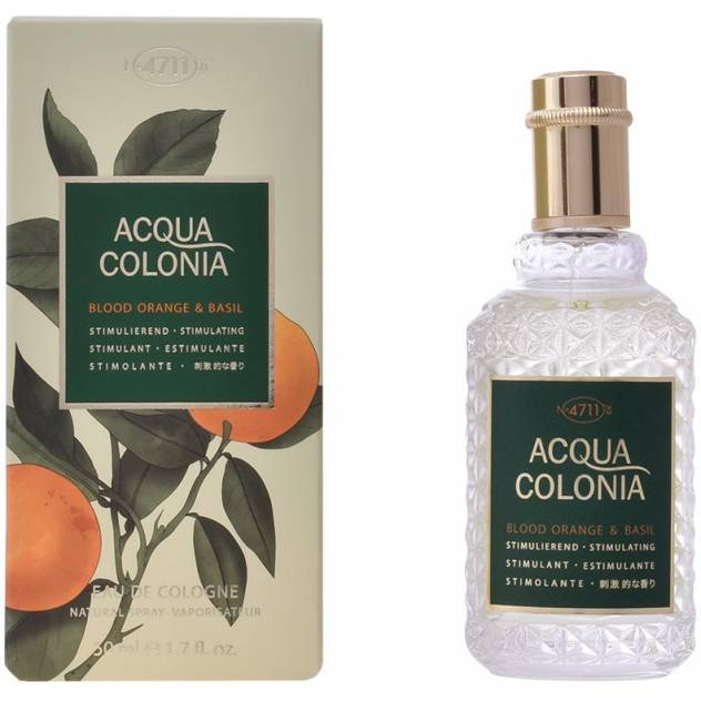 ACQUA colonia BLOOD ORANGE & BASIL edc vaporizador 50 ml