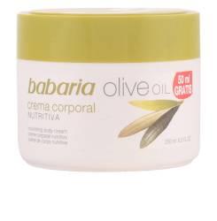 ACEITE DE OLIVA cremă nutritivă de corp 250 ml