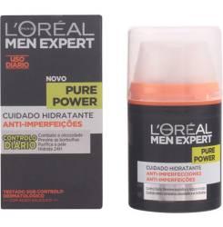 MEN EXPERT pure power hidratant anti-imperfecciones 50 ml