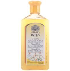 CAMOMILA șampon reflejos rubios 250 ml