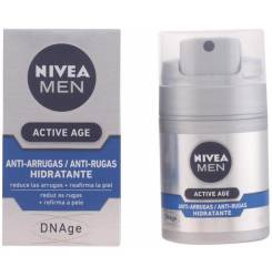MEN ACTIVE AGE anti-arrugas hidratant DNAge 50 ml