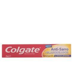 ANTI-SARRO +BLANQUEADOR pasta dentífrica 75 ml
